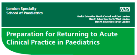 Returning to Acute Clinical Practice