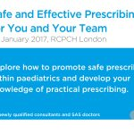 How to Manage: Safe and Effective Prescribing, 25 January